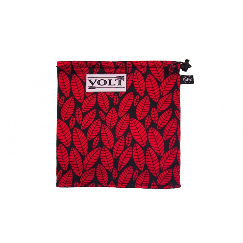 Баф Volt Leaves Red