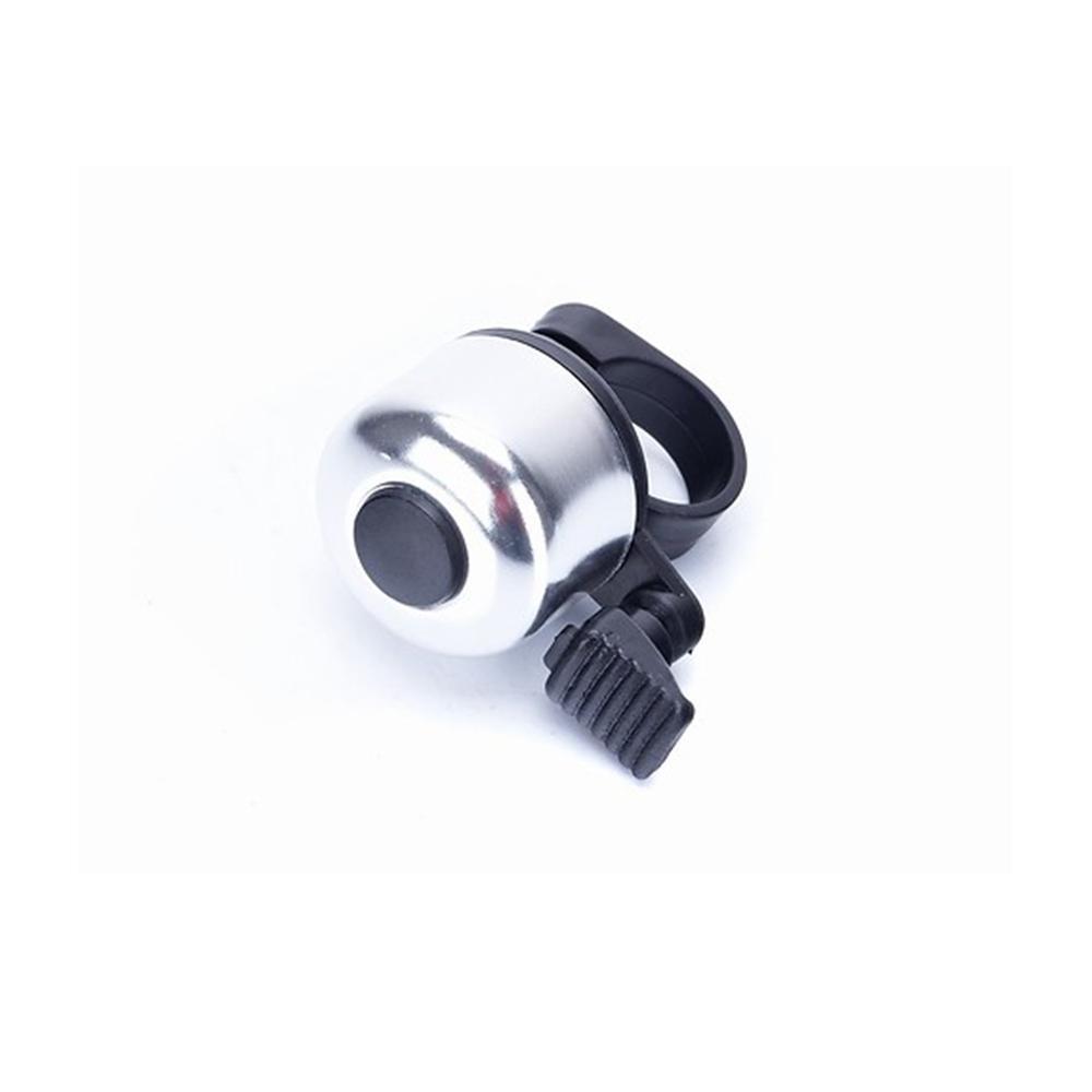 Дзвоник ROMET mod. 101 ''ding-dong'' алюміній срібний