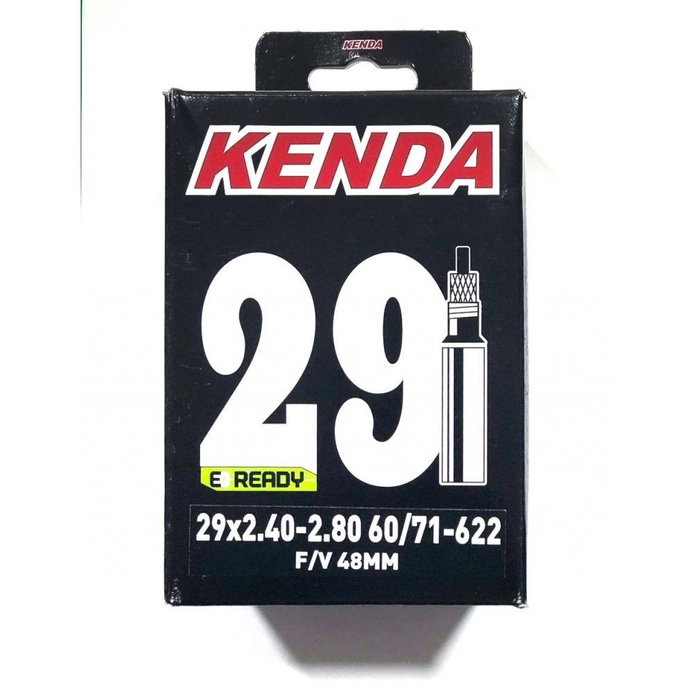 """Камера для велосипеда KENDA 29"""" x 2.40""""-2.80"""", 60/71-622, F/V-48 mm"""