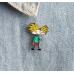 Пин Значок Металлический Hey Arnold