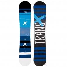 Сноуборд TRANS FE wide rocker 159w blue