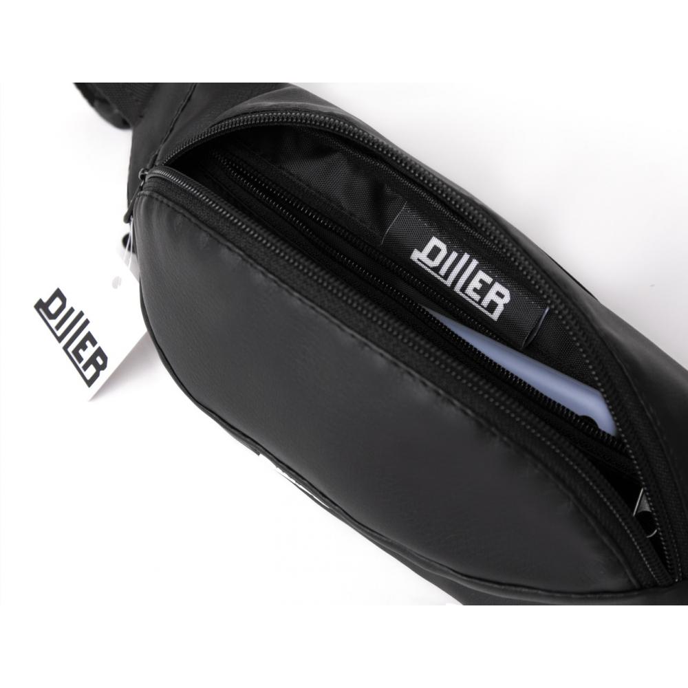 Сумка на пояс Diller Diller Pattern Black