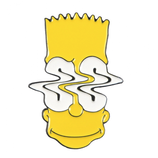 Пин Bart Simpson Eyes