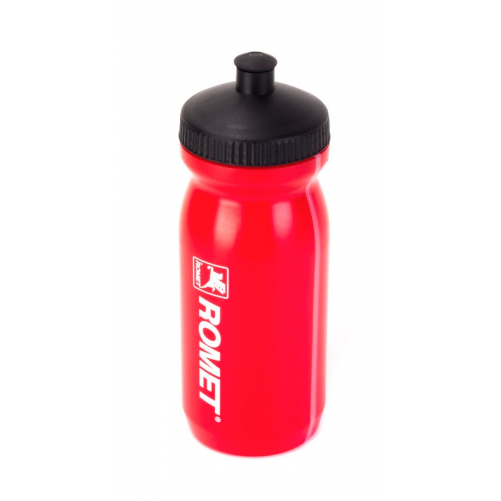 Фляга Romet 0,6 I. MAX червона/чорна кришка