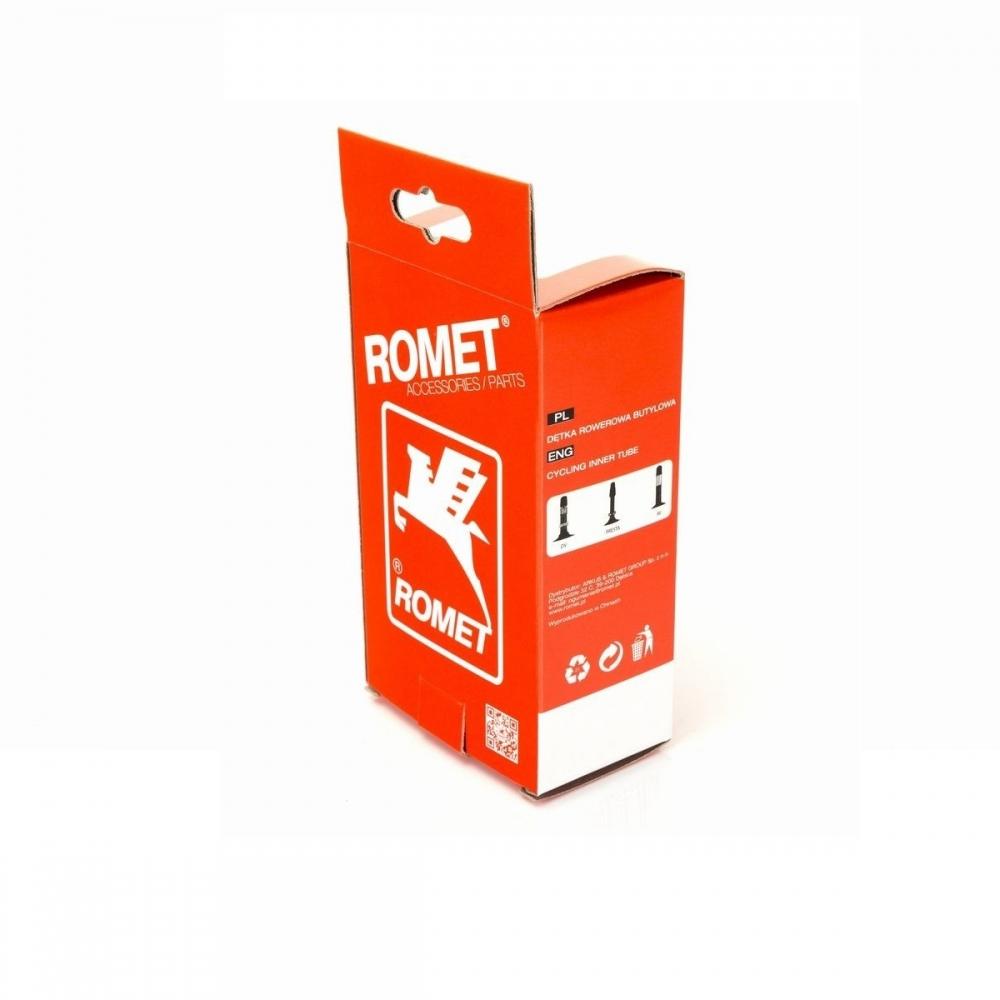 "Камера для велосипеда ROMET 27,5"" x 1.9""/2.3"" AV L-48 BOX"