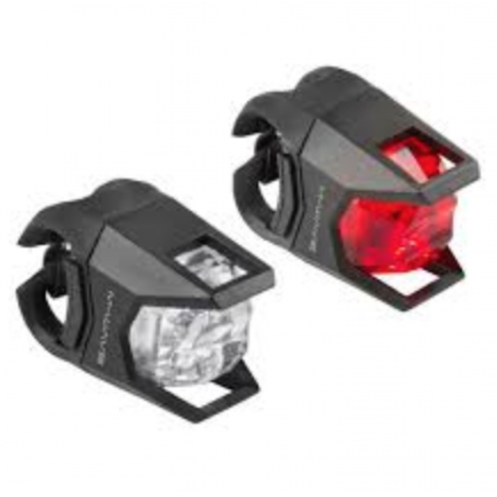 Комплект фонариков для велосипеда M-WAVE Hunter