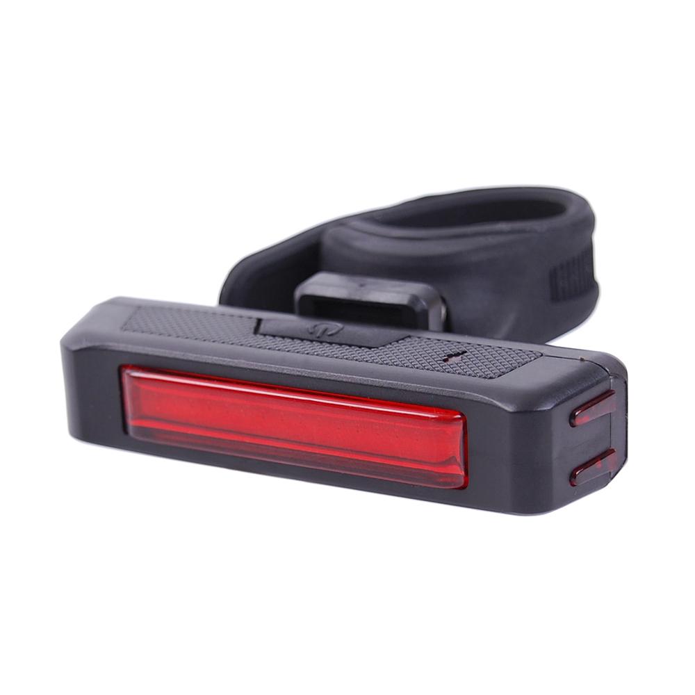 Ліхтар задній ROMET R-204 USB чорний