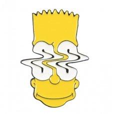 Пін Значок Bart Simpson Eyes