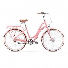 Велосипед ROMET 20 Pop Art 26 рожевий 17M