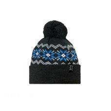 Шапка Volt Snow POM Graffit Blue