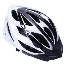 Велошлем ROMET 103 черно-серый L (56-61)