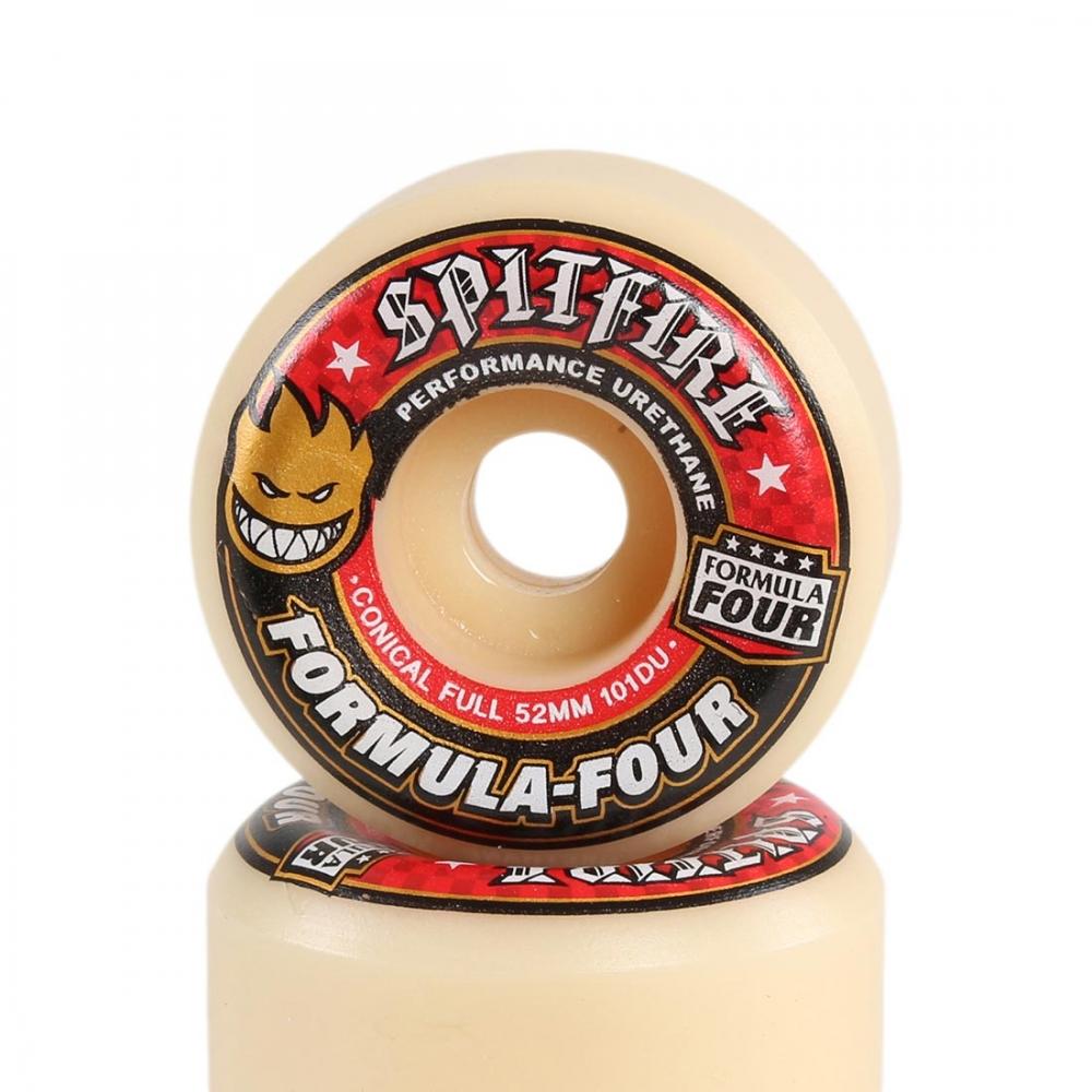 Колеса Spitfire Formula Four Conical Full 52mm 101А