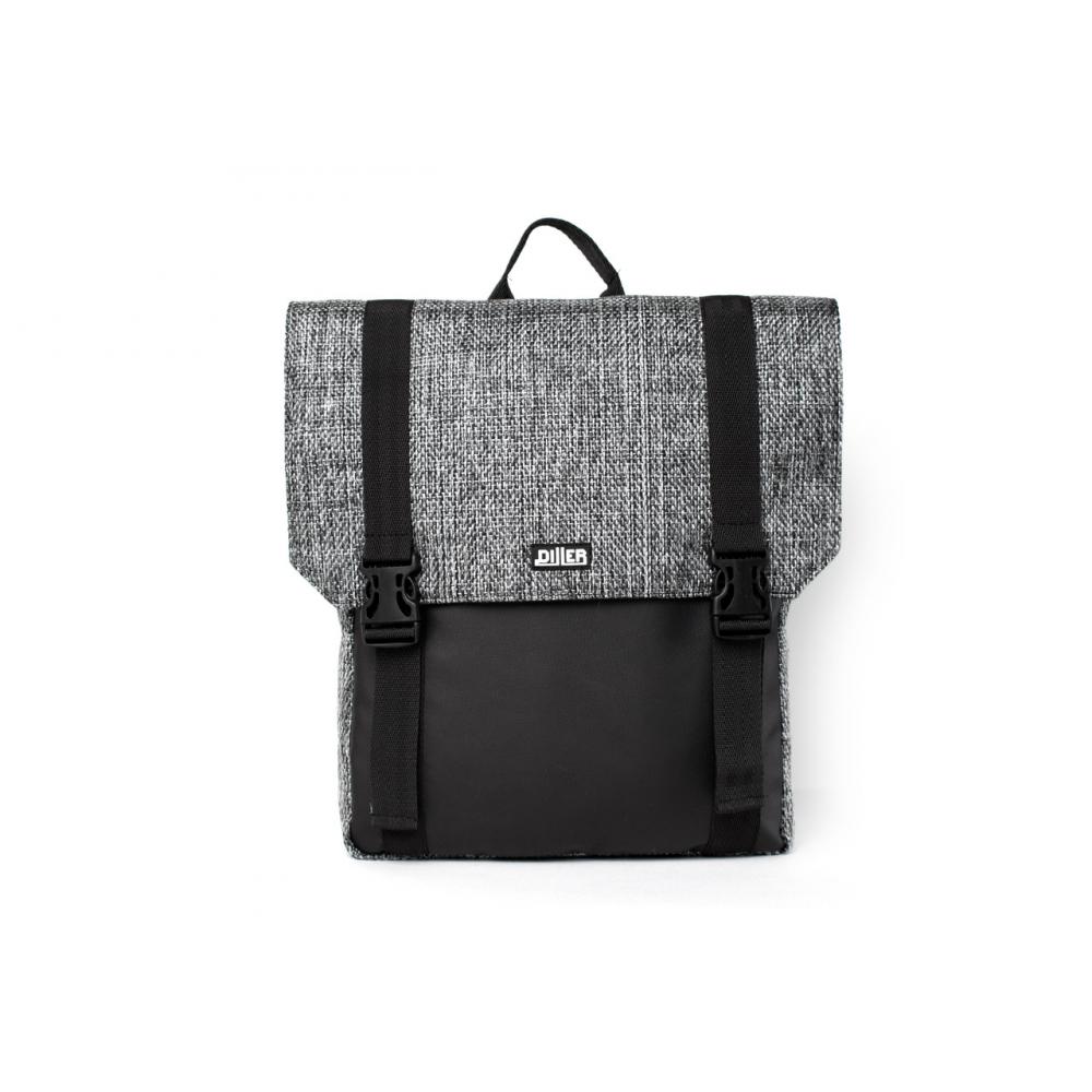 Рюкзак Diller маленький Tweed Melange