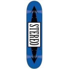 """Дека Stereo Classic Arrow (blue) 8.25"""""""