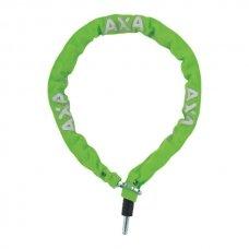 Велозамок AXA Plug-in RLC 100/5,5 зелений