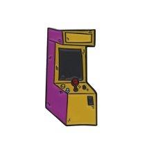 Пин Значок Игровой Автомат