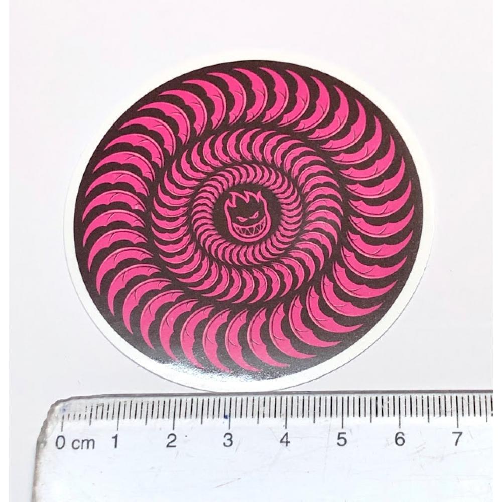 Стикер наклейка Spitfire Round