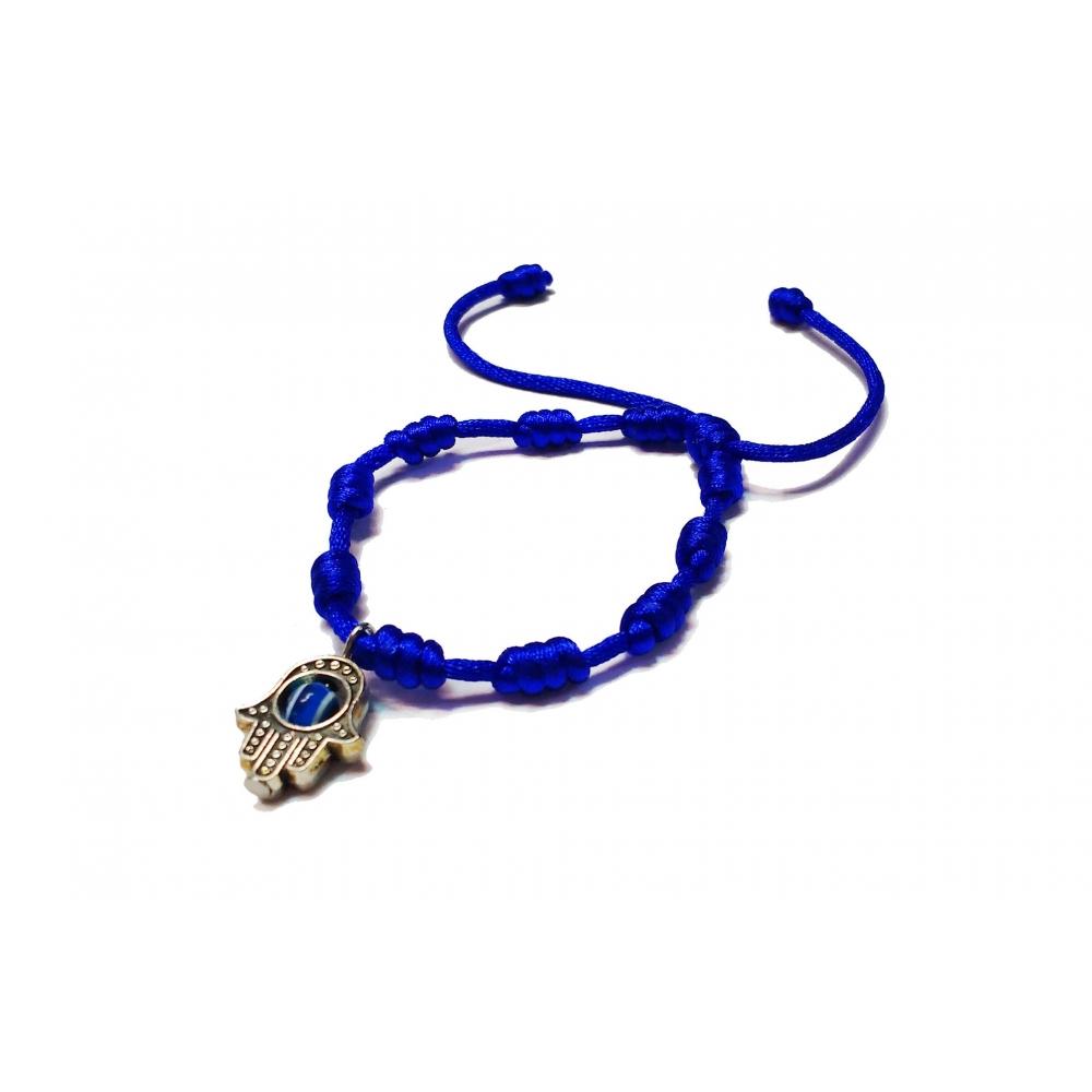Браслет Blue String Hand