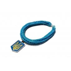 Браслет Silicon UA Blue