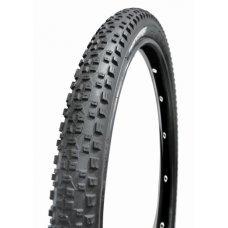 """Покришка для велосипеда DEESTONE Romet 27.5"""" * 2.10 D-212 чорний"""