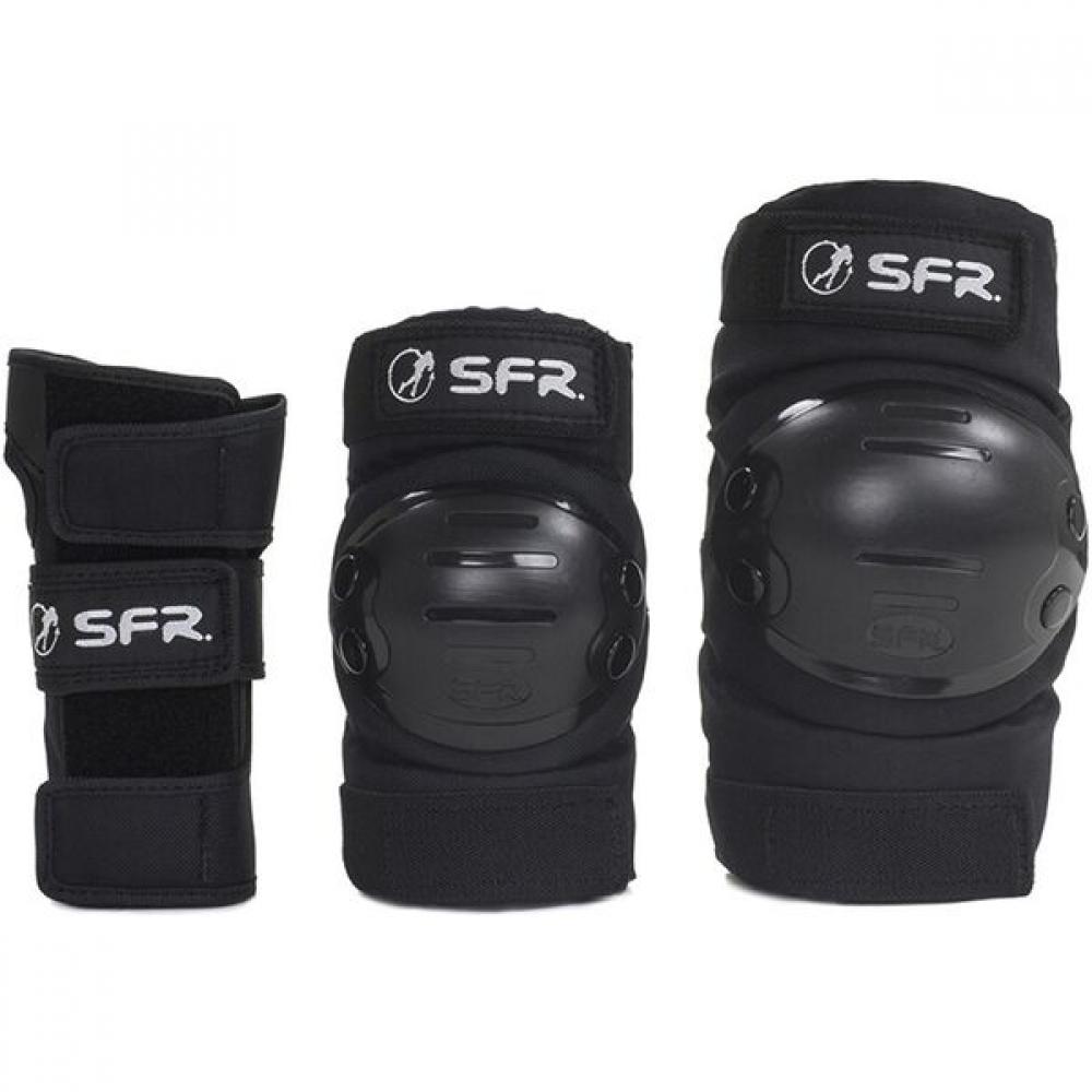 SFR защита набор Ramp Jr black L