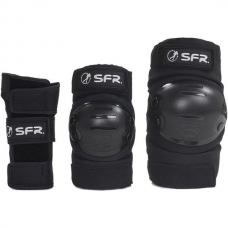 SFR захист набор Ramp Jr black L