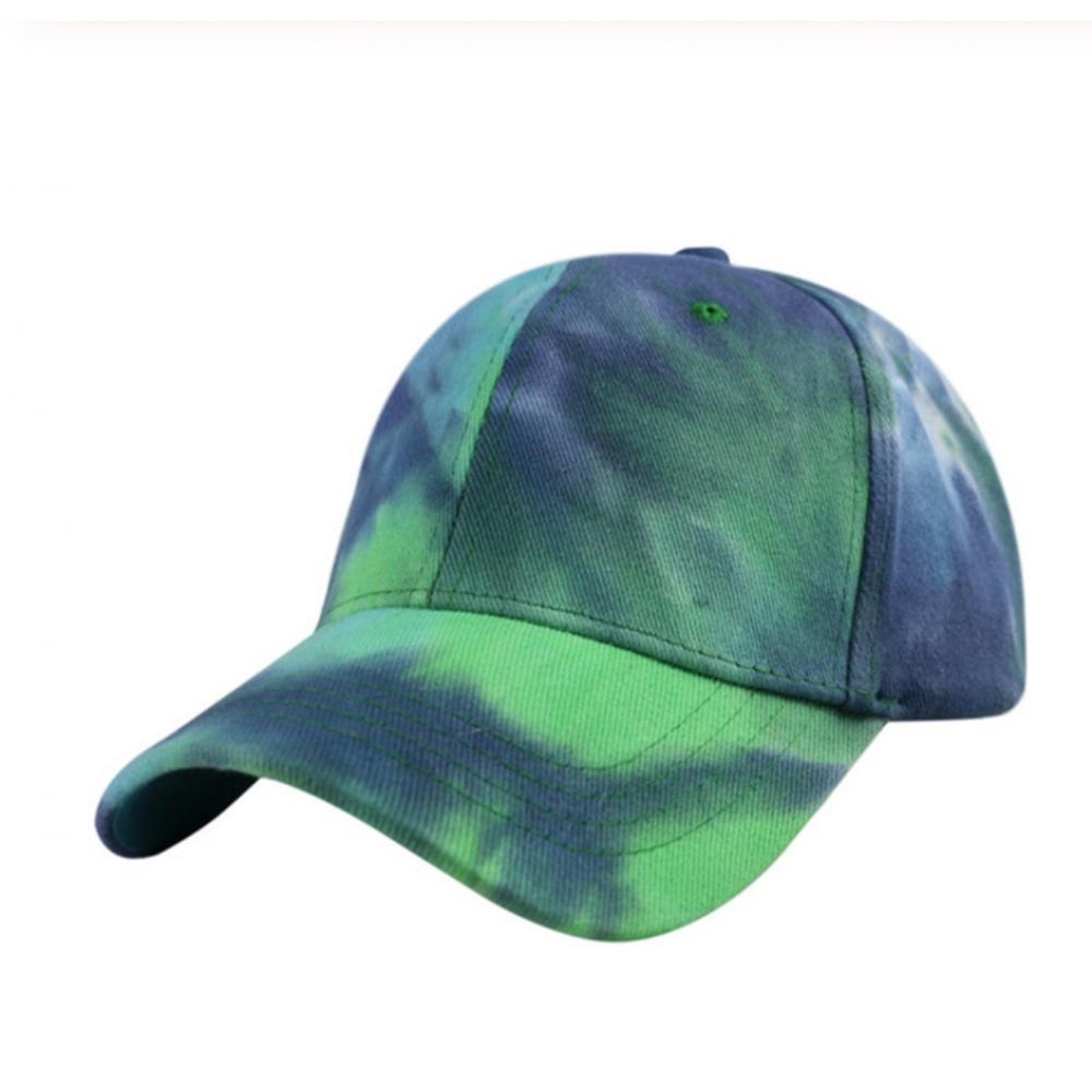 Кепка Tie Dye green