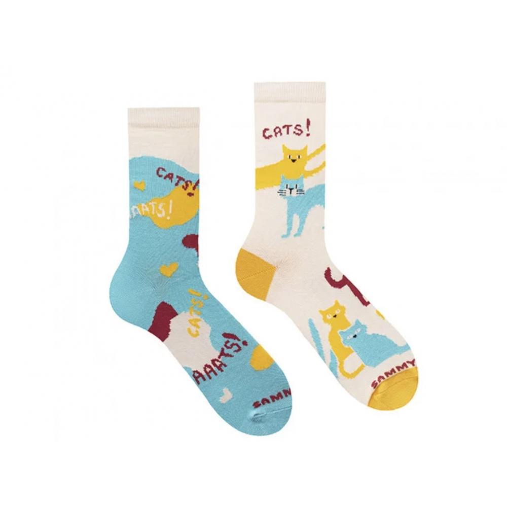 Шкарпетки Sammy Icon Cats