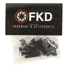 "Набір болтів для скейта FKD HARDWARE 1.25"" ALLEN PK SE"