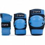 SFR защита набор Ramp Jr black-blue M