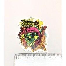 Стикер наклейка Factory Skull