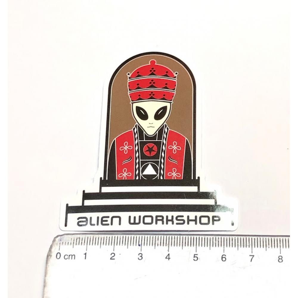 Стікер наклейка Alien Workshop Prime