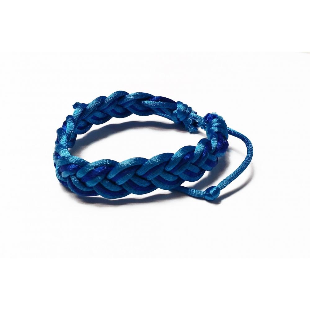 Браслет Braid Blue