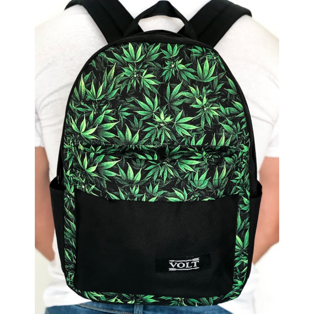 Рюкзак VOLT Mood Weed Photo