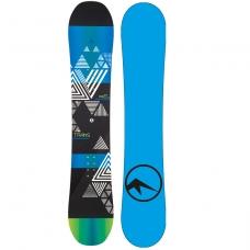 Сноуборд TRANS FR Flat rocker 147 blue