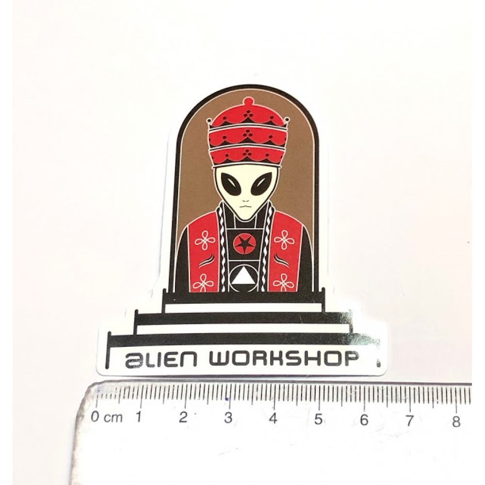 Стикер наклейка Alien Workshop Prime