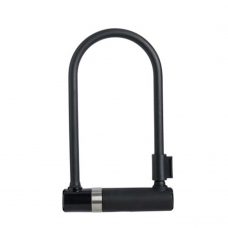 Велозамок AXA Newton U-Lock 230 мм чорний