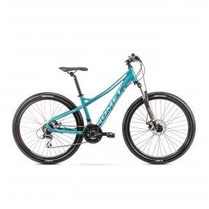 Велосипед ROMET Jolene 7.1 бірюзовий 17 M