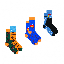 Набір шкарпеток Sammy Icon Autumn set