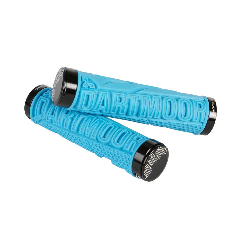 Гріпси Dartmoor Roots 130 мм, блакитні