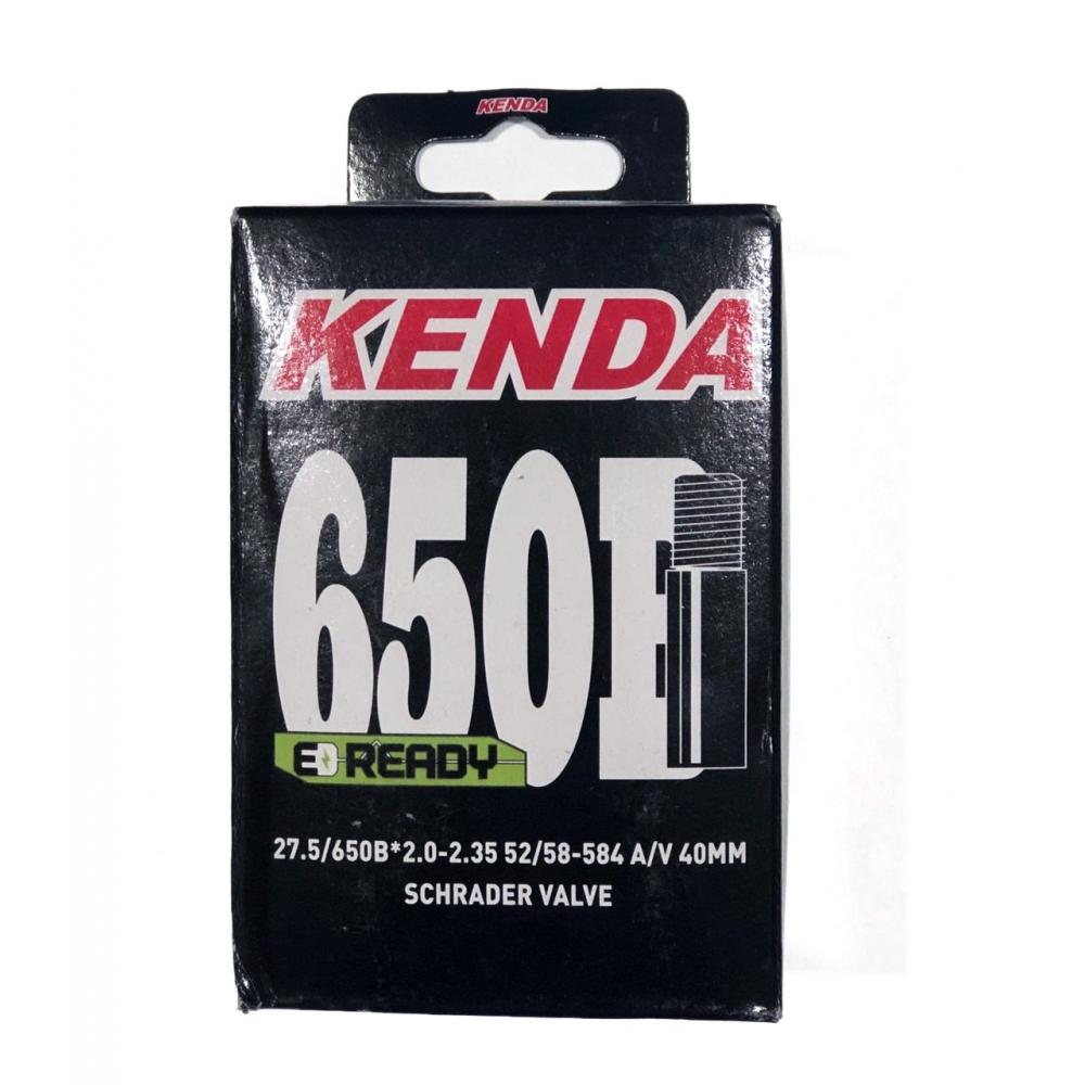 """Камера для велосипеда KENDA 27.5"""" / 650B x 2.0""""-2.35"""", 52/58-584, A/V-40 mm"""