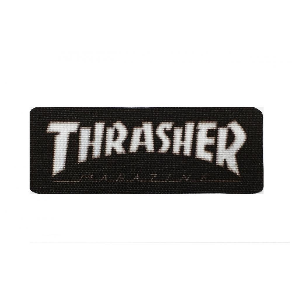 Нашивка Патч Thrasher Mag