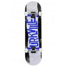 "Скейт комплит Lurkville Torn (black-blue) 8.25"""