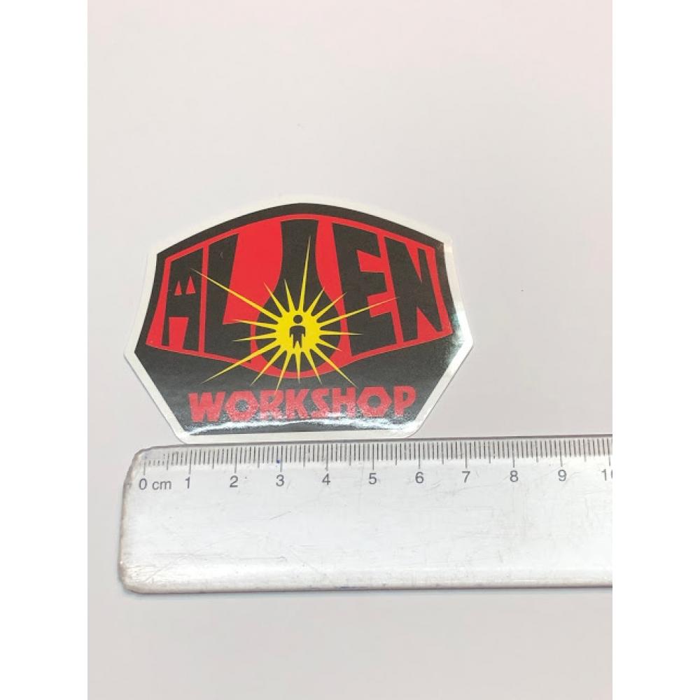 Стикер наклейка Alien Workshop Logo