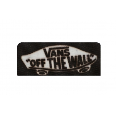 Нашивка Патч Vans Off The Wall Print