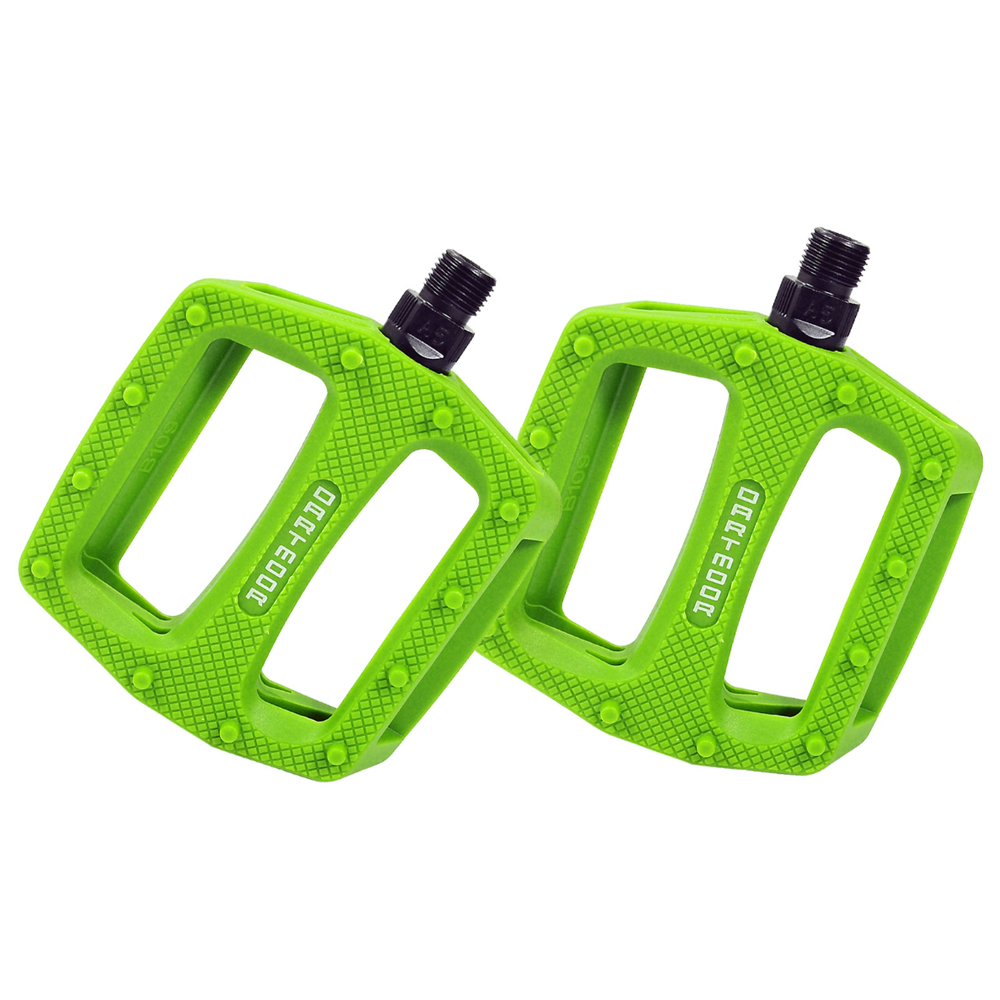 Педали пластик Dartmoor Cookie, green