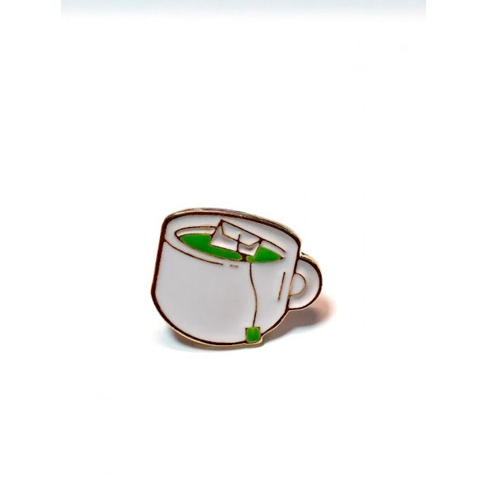 Пін Значок Cup of Tea