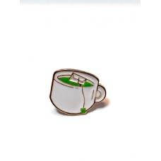 Пин Значок Cup of Tea