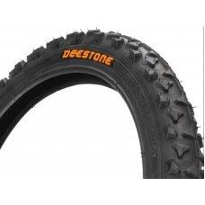 Покришка для велосипеда DEESTONE 20*1.90 D-202 чорний
