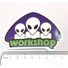 Стикер наклейка Alien Workshop Prpl
